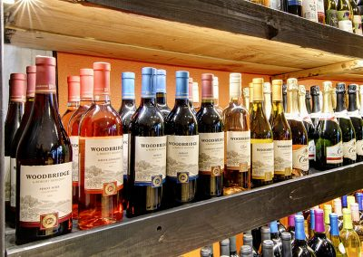Wine & Champagne Aisle