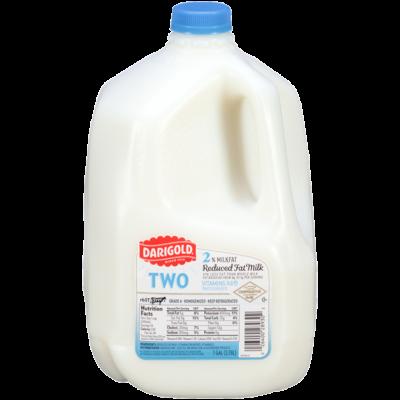 2% Milk, Darigold - Gallon
