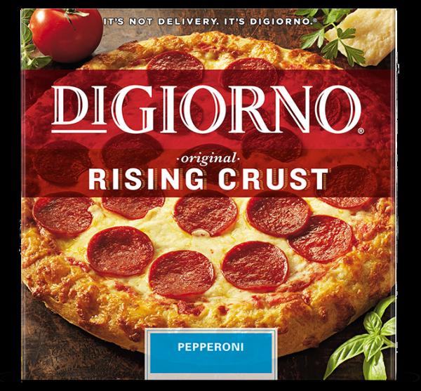 Digiorno Pizza, Pepperoni - Original Rising Crust