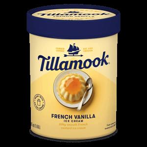 Tillamook Ice Cream, Gallon - French Vanilla