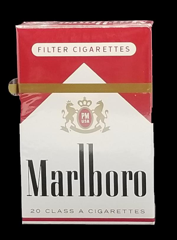 Marlboro Filter Cigarettes, 20 Class A