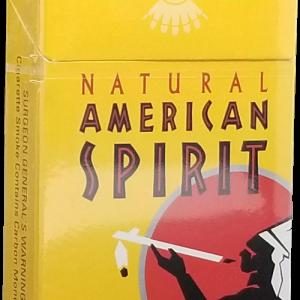 Natural American Spirit Cigarettes, Yellow