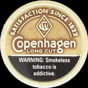Copenhagen Long Cut