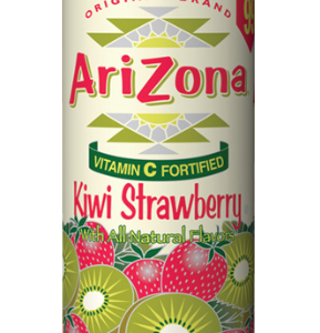 AriZona Fruit Juice Cocktail, Kiwi Strawberry