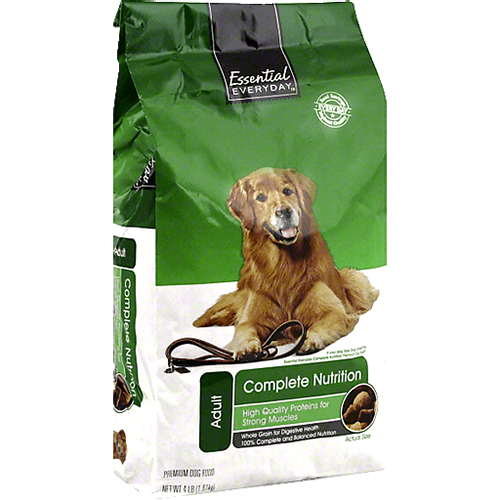 Essential Everyday Dog food Complete Nutrition 4lbs