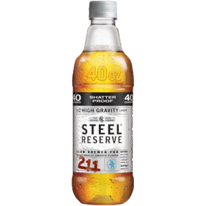 Steel Reserve 40 oz
