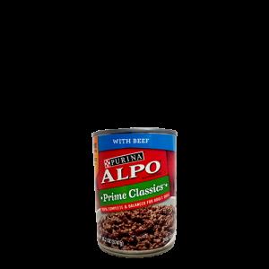 Alpo Prime Classics With Beef