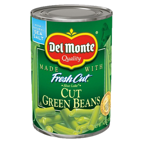 Del Monte Green Beans
