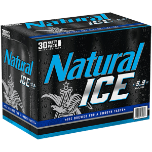 Natural Ice 30 Natty Pack