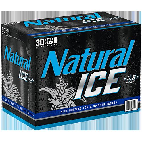 Natural Ice 30 Natty Pack