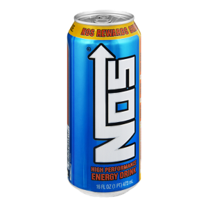 NOS Energy Drink 16oz
