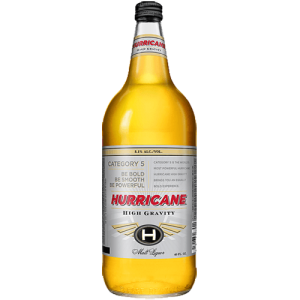 Hurricane 40 oz Silver