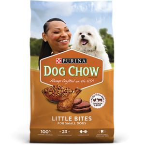 Purina Dog Chow Small Bites 4lbs