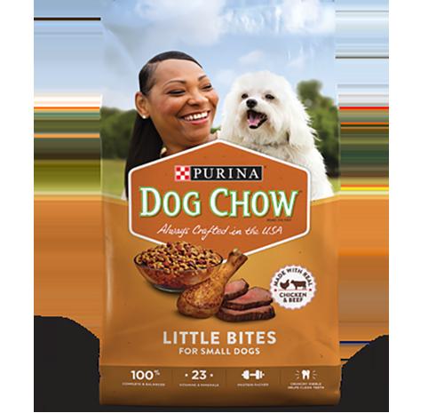 Purina Dog Chow Small Bites 4lbs