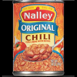 Nalley Original Chili