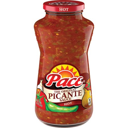 pace picante sauce hot
