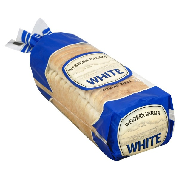 Western Farms White Bread