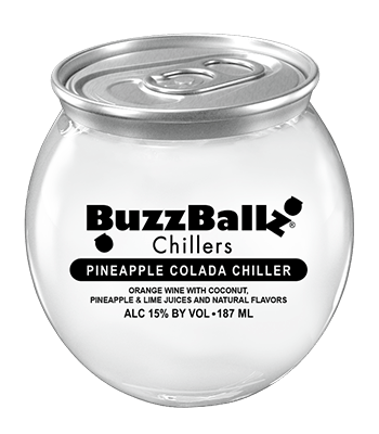 Pina Colada Buzz Ball