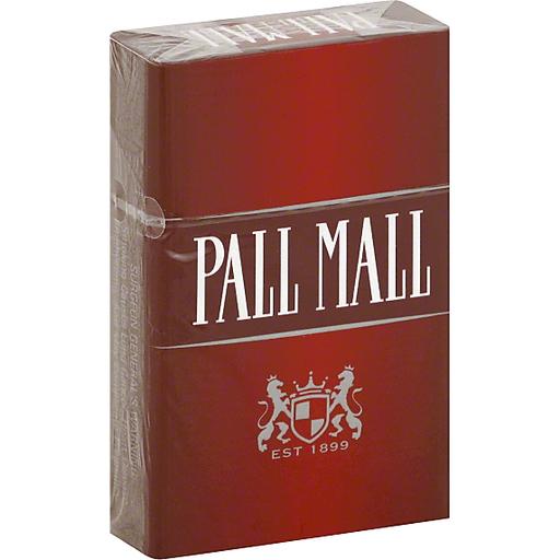 Pall Mall Reds